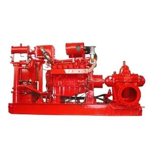 消防水泵为什么功率比较大?