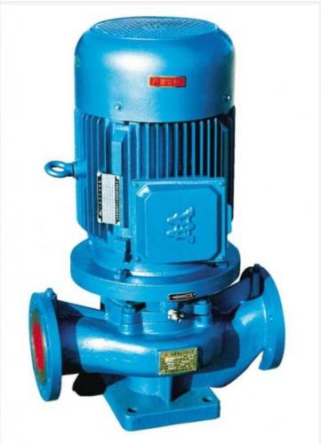 新乡水泵公司生产的ISG型管道泵产品好不好