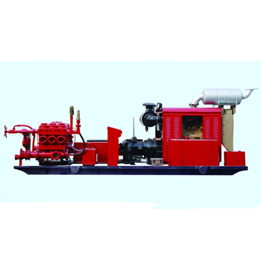 撬装试压泵机组
