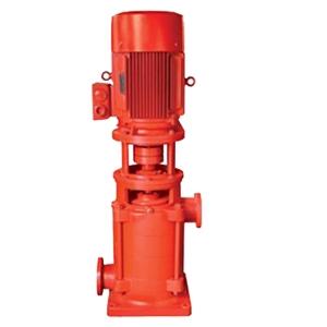 XBD-LG多级w888必发消防泵