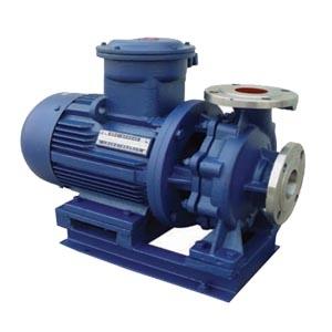 ISWH型88必发娱乐w888必发卧式化工泵
