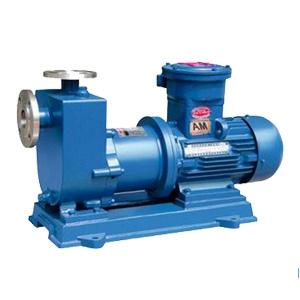 ZCQ型自吸磁力驱动泵