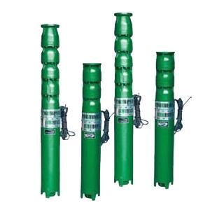 QJR型深井热水泵